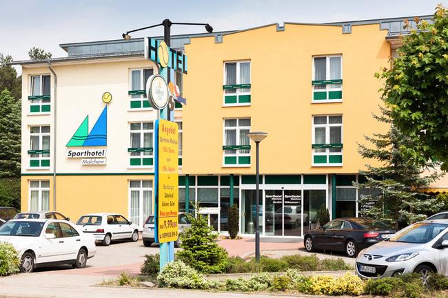 Malchow: Sporthotel Malchow