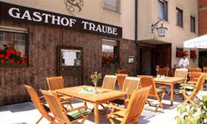 Aspach-Großaspach: Gästehaus Gasthaus Traube