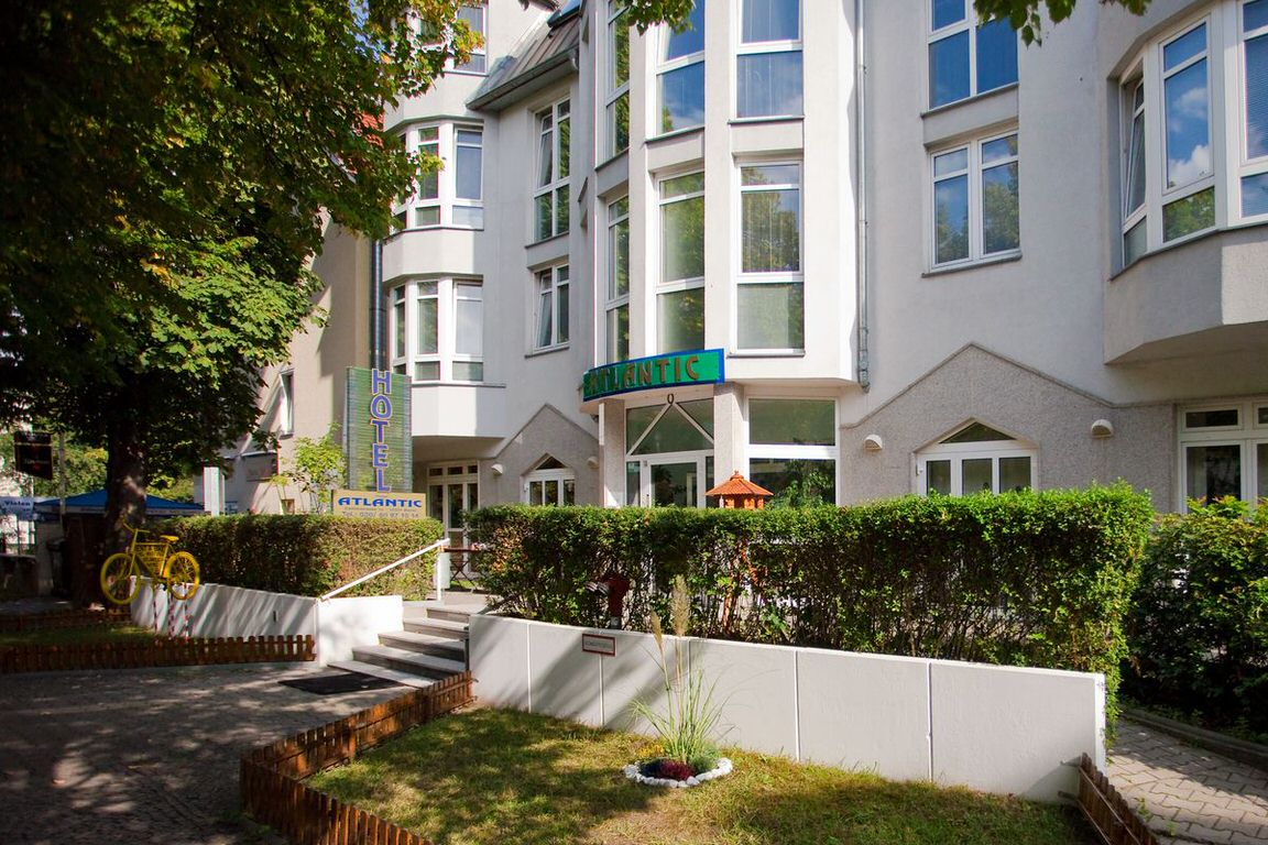 Atlantic Berlin, Pension in Berlin-Buckow bei Rangsdorf