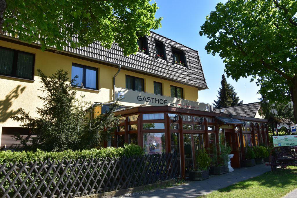 Zum Ziehbrunnen, Pension in Berlin-Mahlsdorf bei Senzig