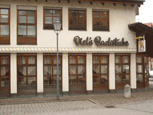 Pension Café Diel