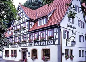Hotel Garni Gästehaus Hirsch