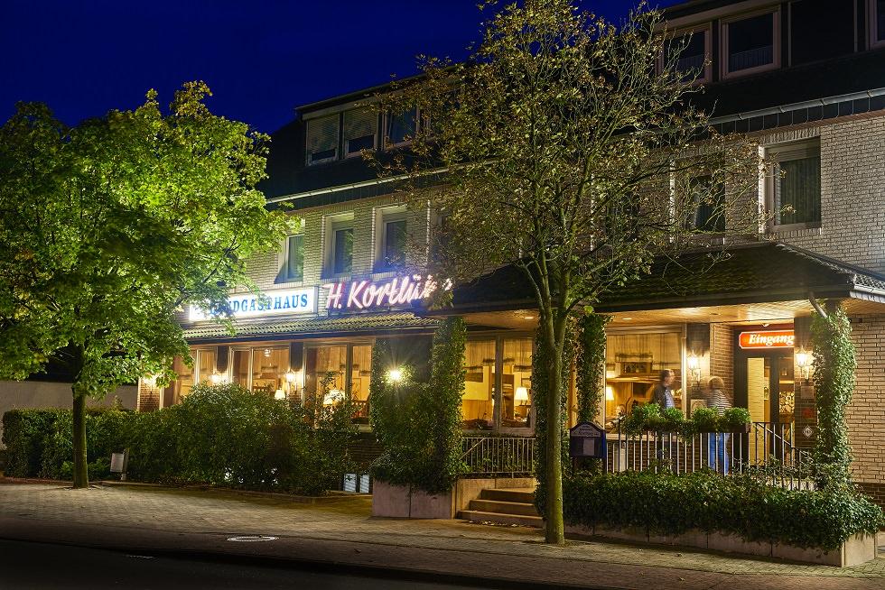 Belm-Vehrte: Hotel Landgasthaus Kortlüke