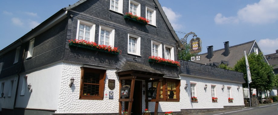 Bergneustadt: Hotel & Restaurant Feste Neustadt
