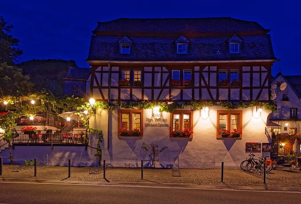 Altes Zollhaus, Pension in Beilstein
