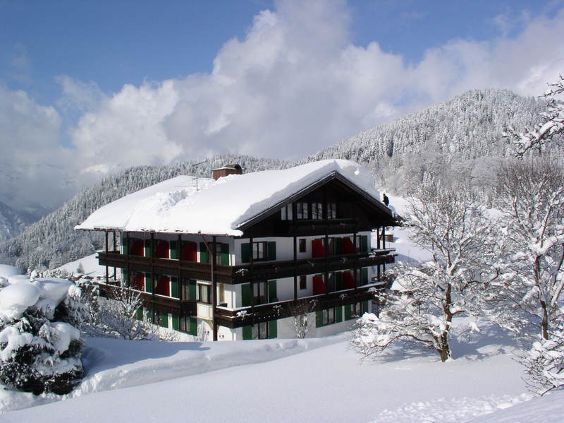 Berchtesgaden-Oberau: Alpenhotel Denninglehen