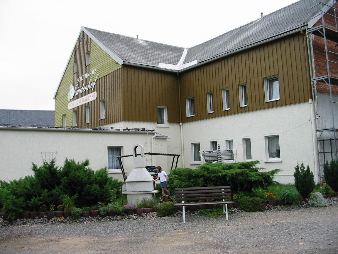 Altenberg: Hotel Schützenhaus Lindenhof