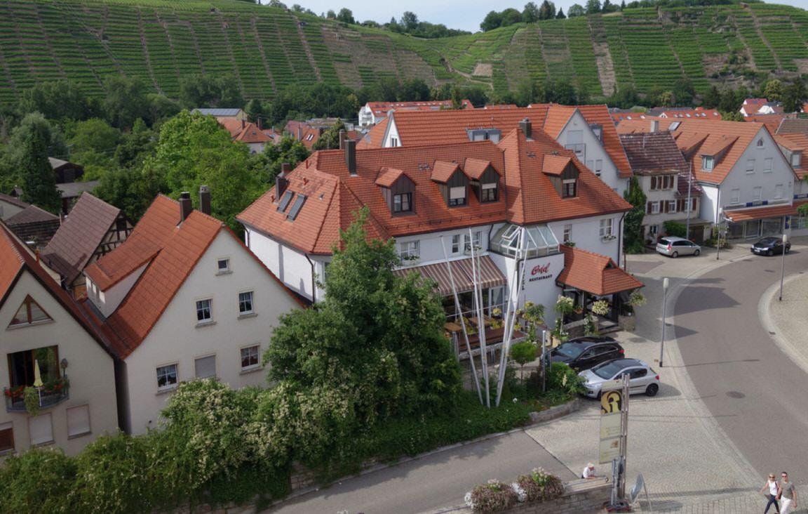 Hotel Restaurant Ortel, Hotel in Besigheim bei Heilbronn