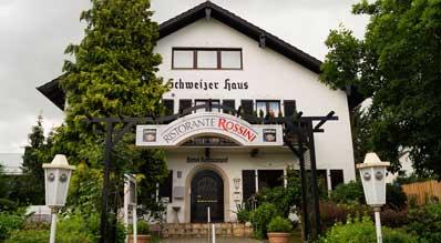 Hotel Schweizer Haus & Restaurant Rossini, Hotel in Bielefeld bei Detmold