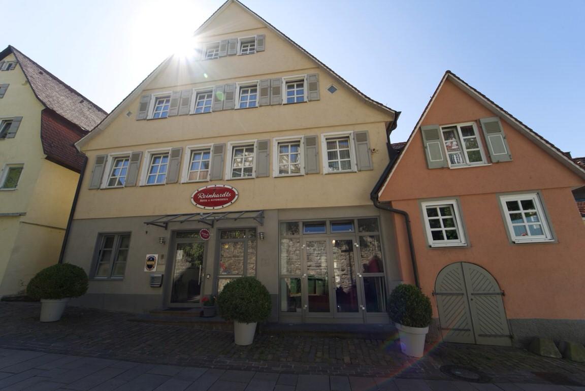 Bietigheim-Bissingen: Hotel Garni Reinhardts Hotel