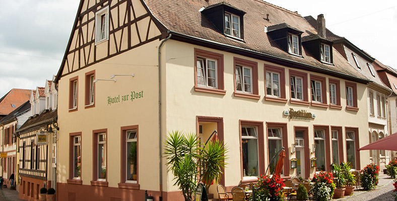 Hotel Zur Post in Blieskastel