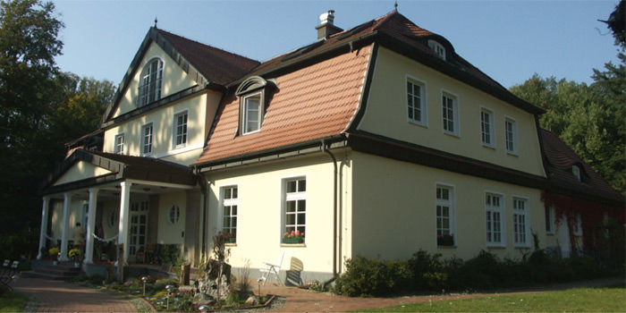 Boitzenburger Land-Buchenhain: Hotel Landhaus Buchenhain