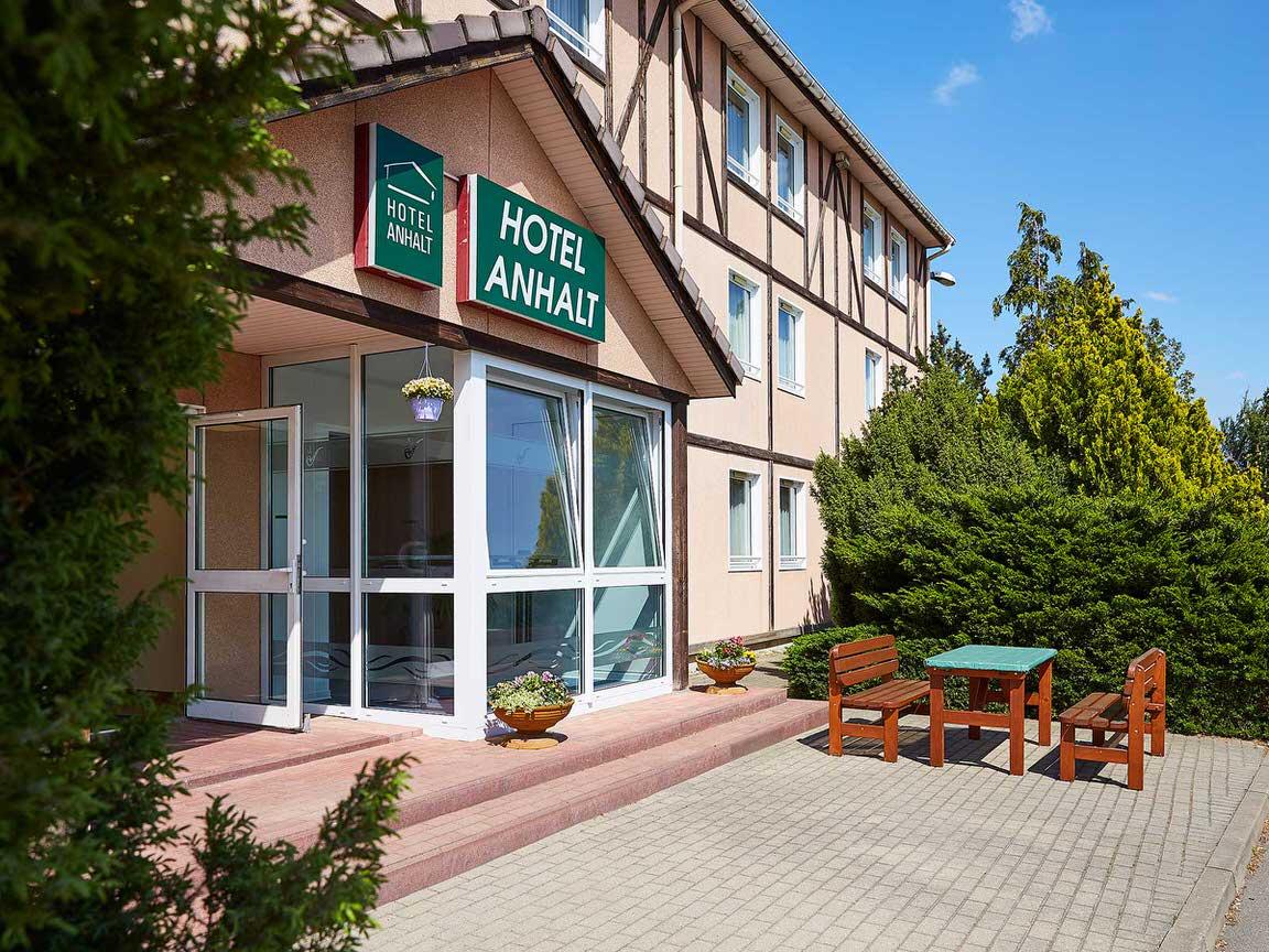 Hotel Garni Anhalt, Hotel in Sandersdorf bei Bad Düben