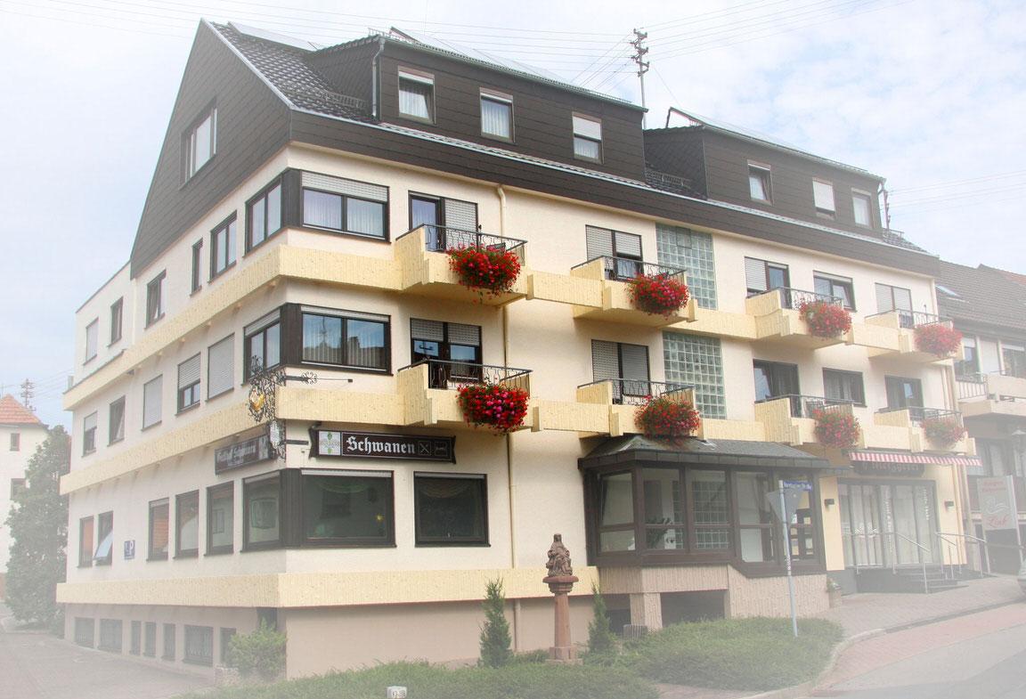 Buchen-Hainstadt: Hotel Zum Schwanen
