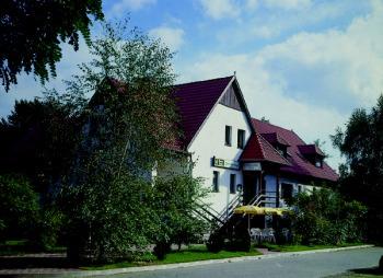 & Restaurant Jahrmarkthof, Pension in Cottbus-Gallinchen bei Laubst