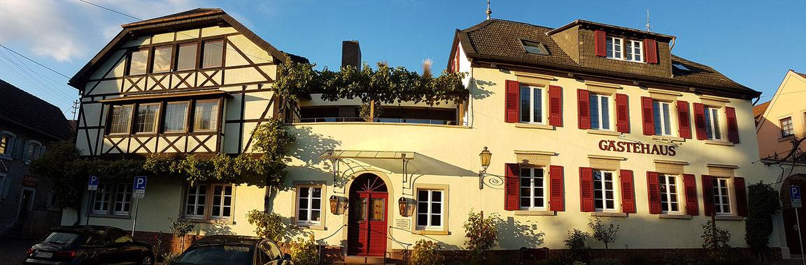 Pension Weingut-Gästehaus Hebinger, Pension in Deidesheim bei Gönnheim
