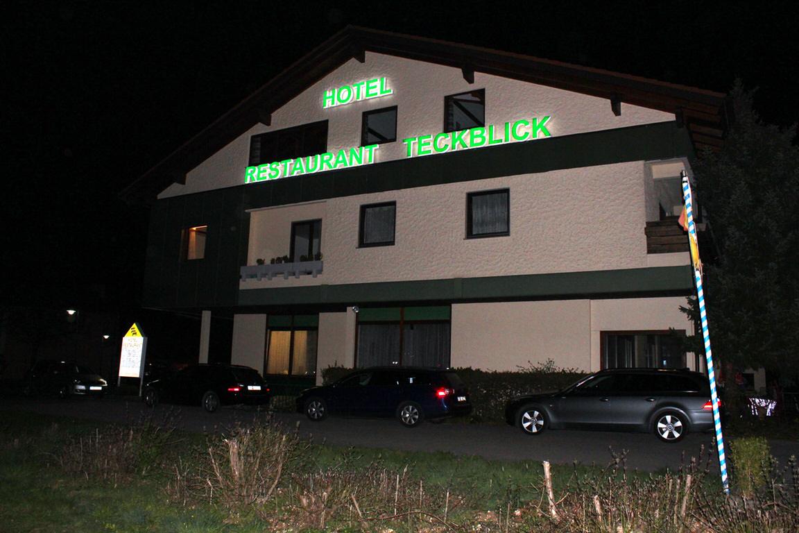 Dettingen unter Teck: Hotel Teckblick