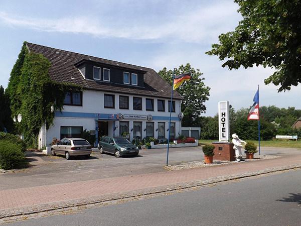 Jagel: Landgasthof Hotel Zum Norden