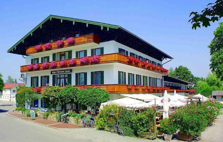 Gasthof &  Unterwirt, Pension in Eggstätt bei Seeon