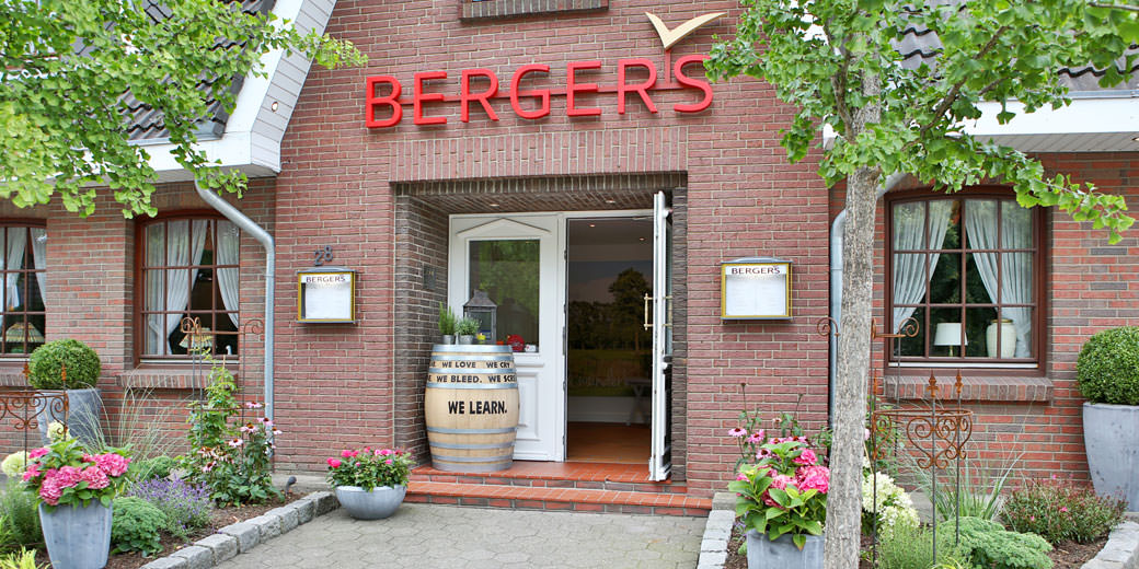 Berger's Landgasthof, Pension in Enge-Sande bei Bredstedt