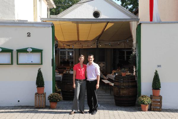 Gasthof Goldene Ente, Pension in Mainz