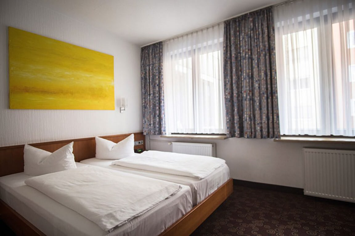 Nürnberg-Tafelhof: Hotel Garni Hotel Fackelmann
