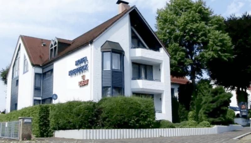 Kreuzeck, Pension in Nürnberg-Thon bei Rückersdorf