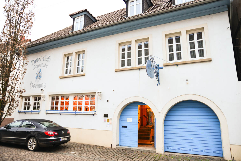 Freinsheim: Hotel Weinstube Weinheber