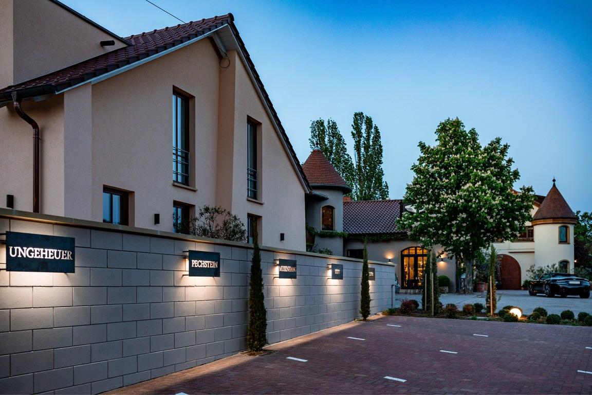 Forst an der Weinstraße: Hotel Garni Landhotel Lucashof