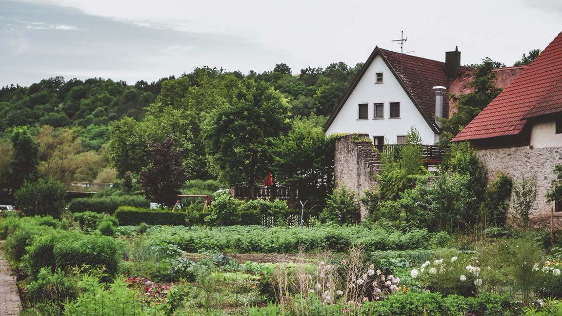 Forchtenberg-Sindringen: Hotel Landgasthof Krone