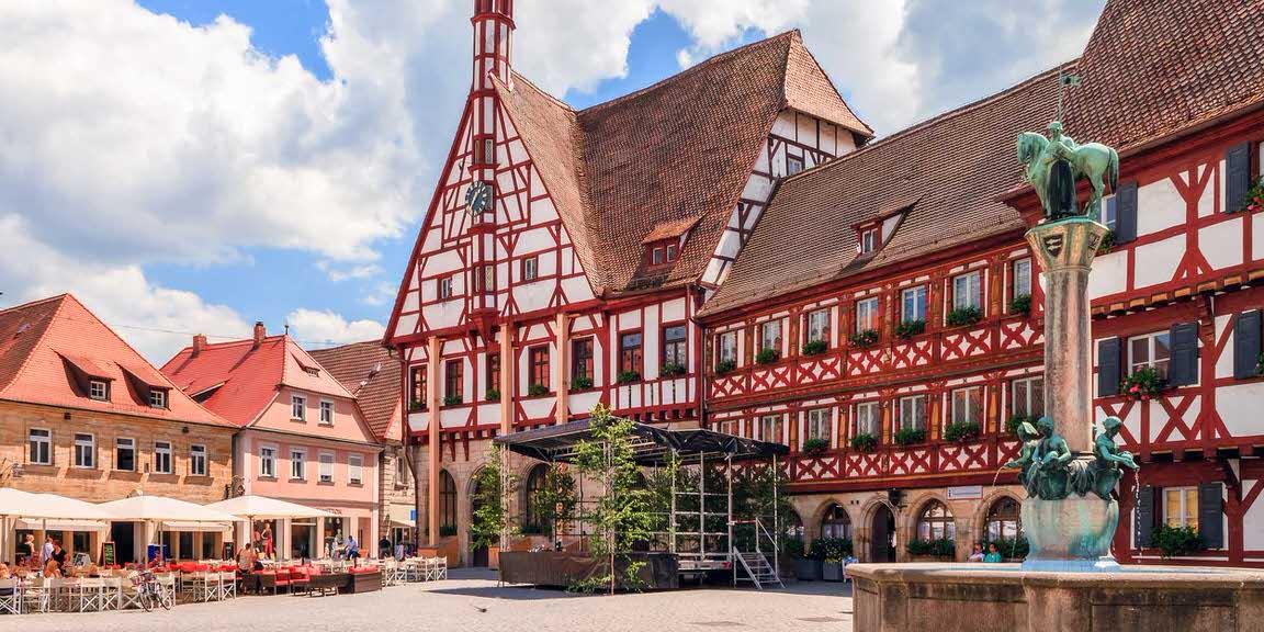 Hotel Franken, Hotel in Forchheim bei Erlangen