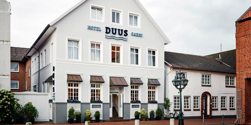 Wyk auf Föhr: Duus-Hotel Garni