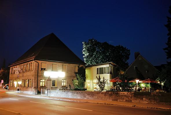 Ritter St. Georg, Pension in Erlangen-Bruck