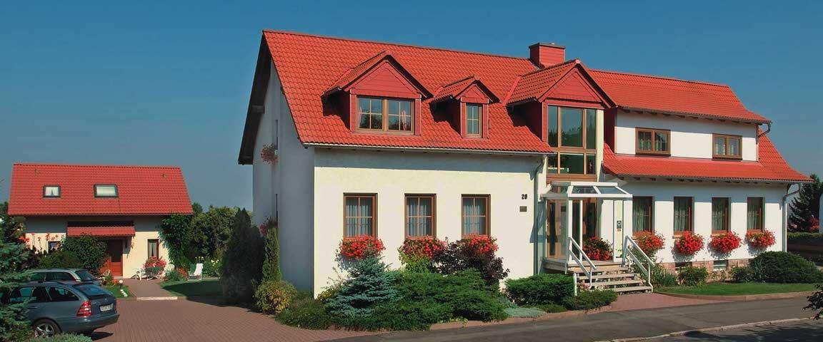 Erfurtblick, Pension in Erfurt-Brühlervorstadt