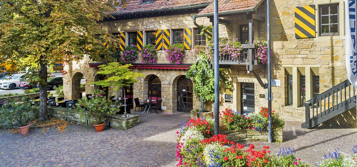 Hotel Herzogskelter, Hotel in Güglingen bei Heilbronn