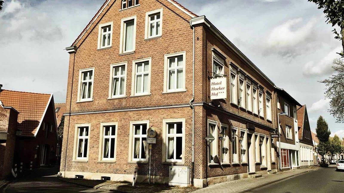Greven: Hotel Garni Hoeker Hof