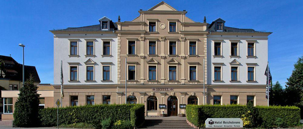 Heidenau: Hotel Reichskrone