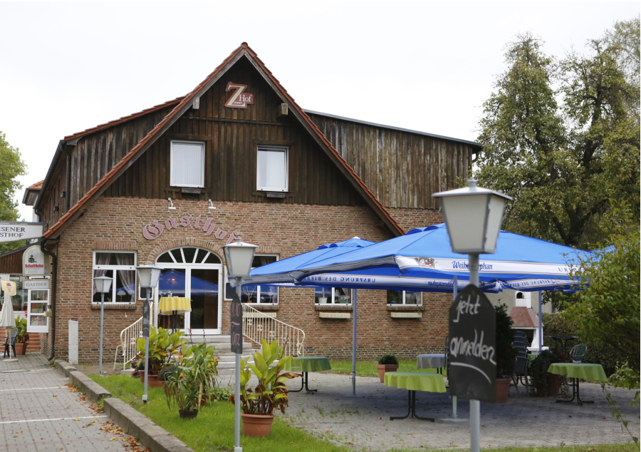 Gasthof Zeesener Hof, Pension in Königs Wusterhausen-Zeesen bei Schönefeld