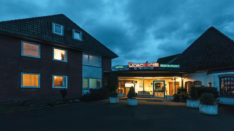 Schwentinental-Raisdorf: Hotel Rosenheim