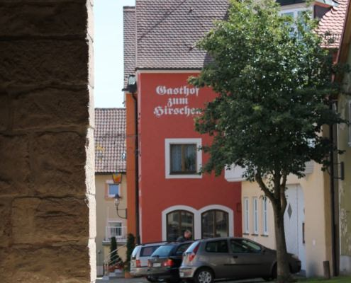 Dürrwangen: Hotel Gasthof Zum Hirschen