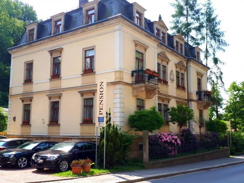 Pension Loschwitz, Pension in Dresden-Loschwitz/Wachwitz bei Dresden