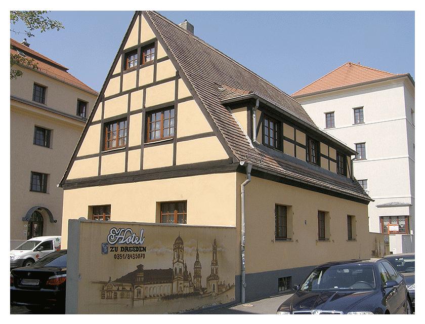 Dresden-Pieschen-Süd: Hotel Pension zu Dresden