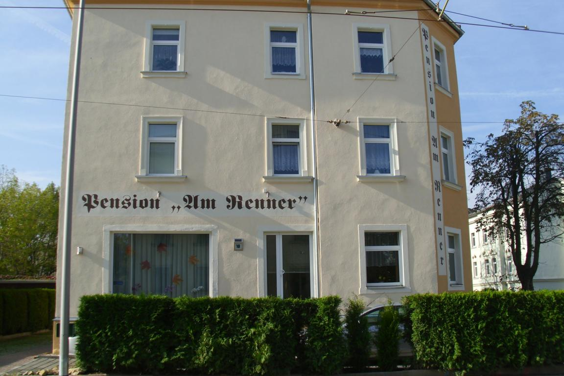 Pension Am Renner, Pension in Dresden bei Heidenau