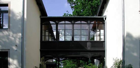 Dresden-Strehlen: Hotel Garni Villa Seraphinum