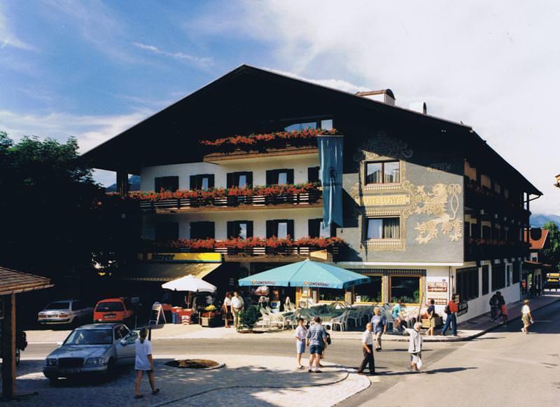Reit im Winkl: Hotel & Restaurant Löwen