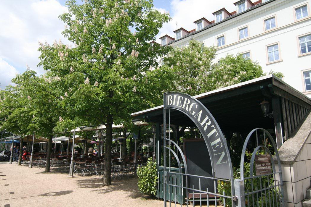 Dresden-Radeberger Vorstadt: Hotel Am Waldschlösschen