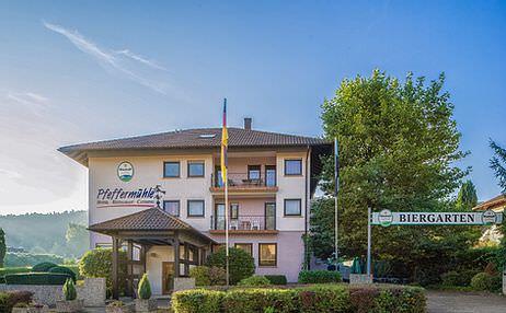 Hotel Pfeffermühle in Landstuhl
