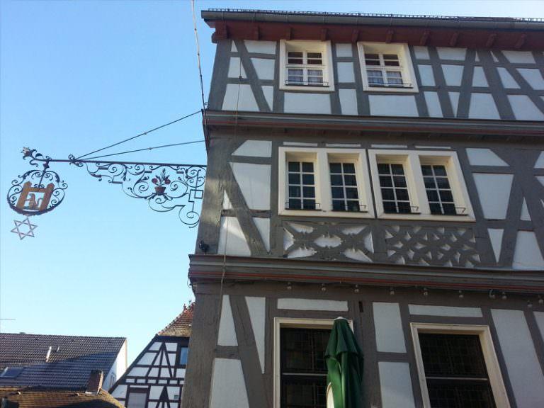 Otterberg: Hotel Blaues Haus