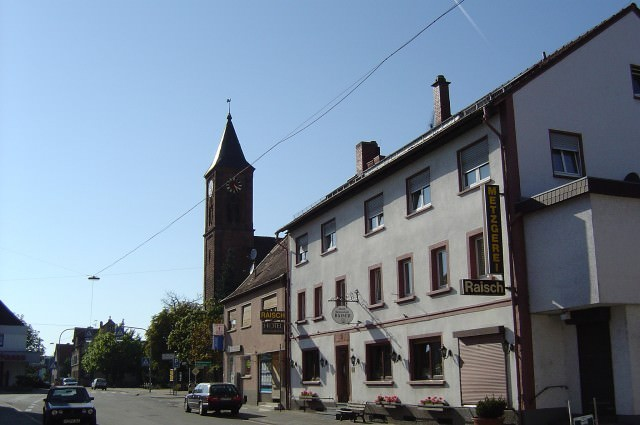 Raisch, Pension in Steinwenden bei Gries