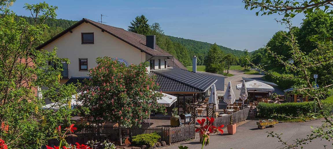 Eulenbis: Hotel Landgasthaus Pfeifertal